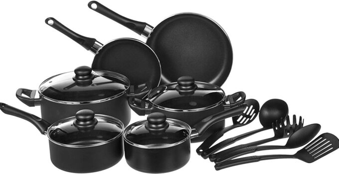 Best cookware set under 100