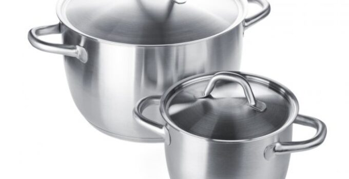 Is stainless steel is safe for cooking